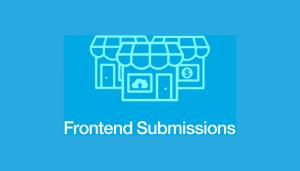 دانلود افزونه Frontend Submissions  – داشبورد فروشندگان edd نسخه ۲.۴.۶